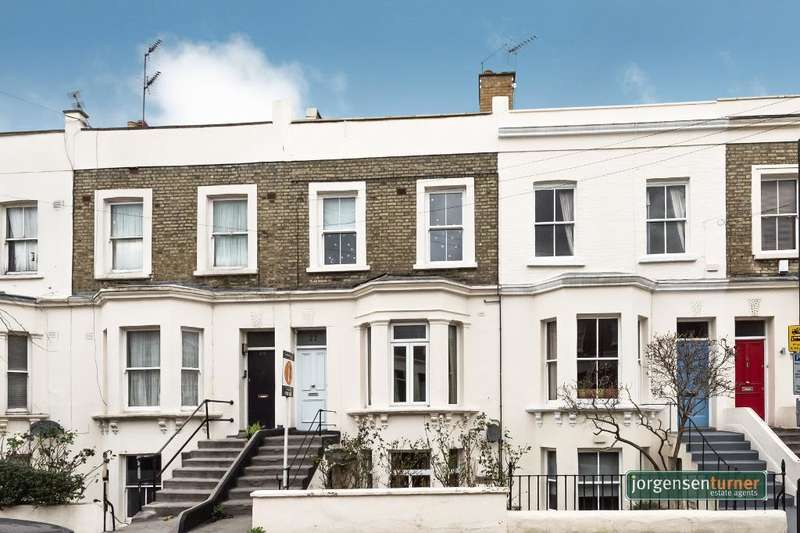 2 Bedrooms Flat for sale in Ellerslie Road, Shepherd's Bush, London, W12 7BW