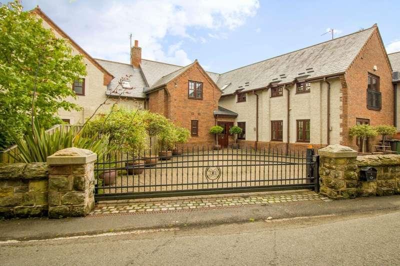 4 Bedrooms Property for sale in Ledsham Hall Lane, Ledsham, Ellesmere Port, CH66