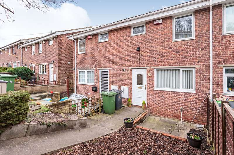 2 Bedrooms House for sale in Walkley Lane, Heckmondwike, West Yorkshire, WF16