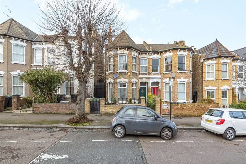 2 Bedrooms Flat for sale in Burgoyne Road, London, N4