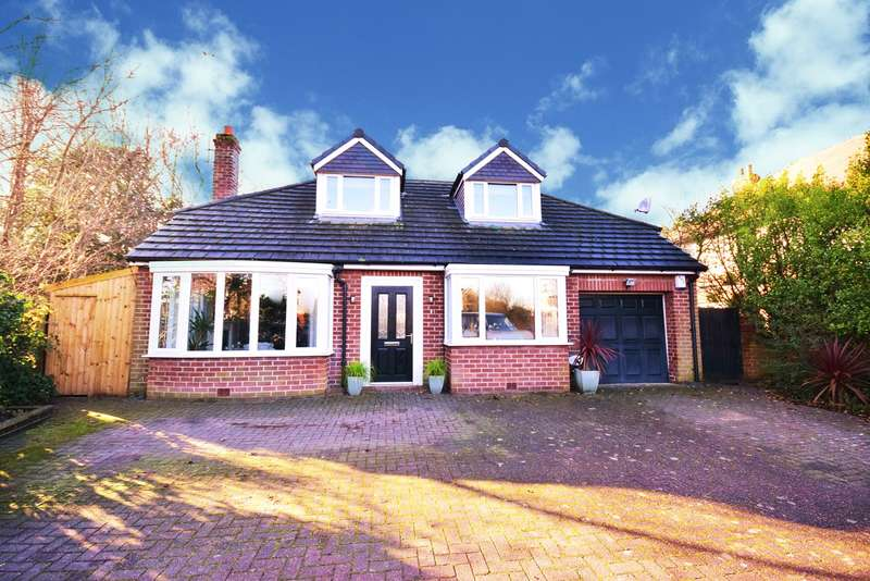 3 Bedrooms Detached Bungalow for sale in Heyhouses Lane, Lytham St Annes, FY8