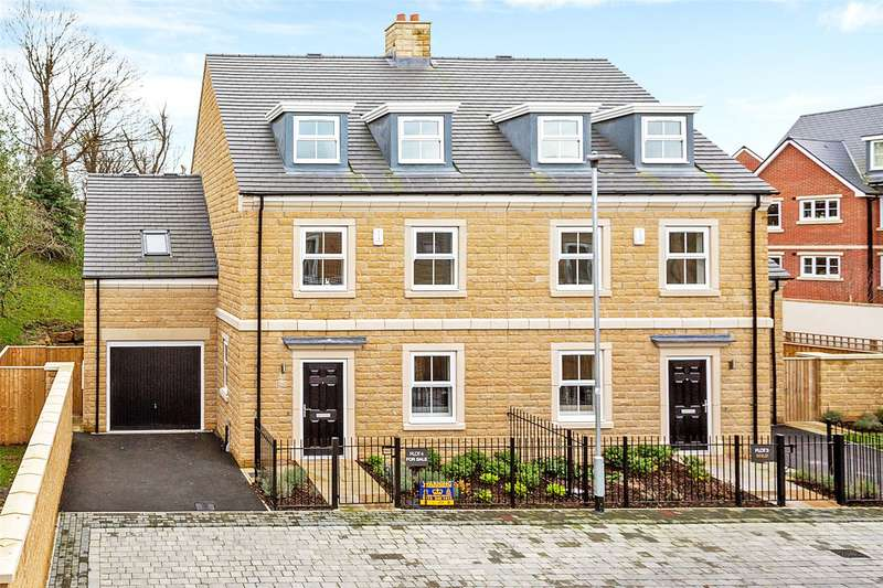 4 Bedrooms Semi Detached House for sale in Deighton Road, Wetherby, West Yorkshire, LS22