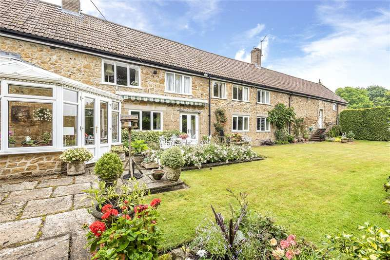 4 Bedrooms Detached House for sale in Moolham Lane, Moolham, Ilminster, Somerset, TA19