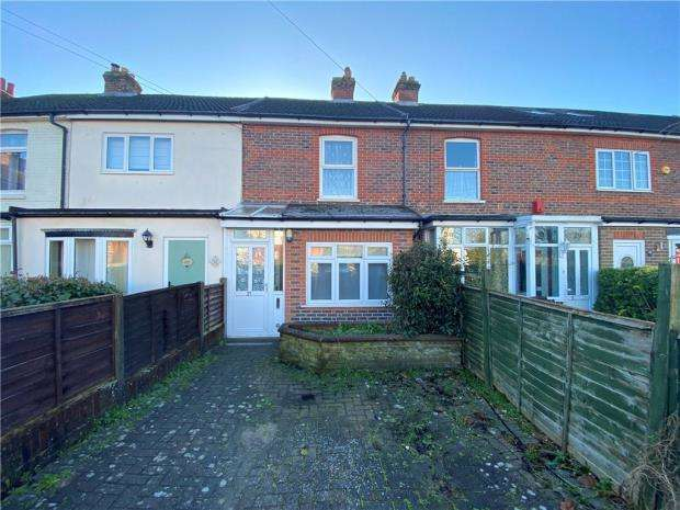 2 Bedrooms Terraced House for sale in Park Way, Havant, Hampshire