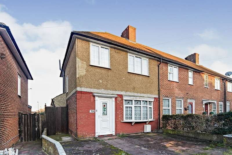 2 Bedrooms End Of Terrace House for sale in Battersby Road, London, SE6