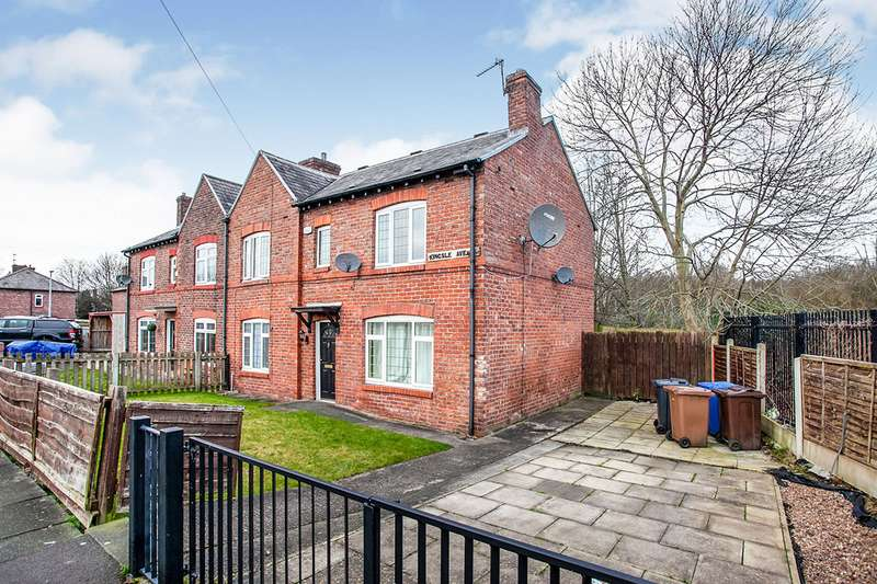 5 Bedrooms Semi Detached House for sale in Kingsley Avenue, Salford, Greater Manchester, M7