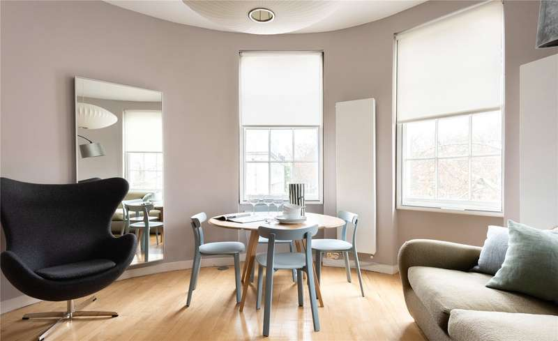 2 Bedrooms Flat for sale in Holland Park Avenue, London, W11