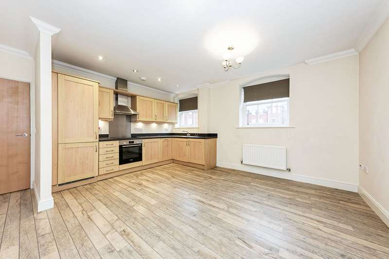 2 Bedrooms Apartment Flat for sale in George Roche Road, Canterbury, Kent, CT1