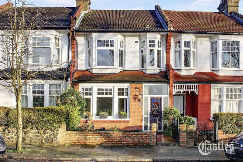 3 Bedrooms Property for sale in Chimes Avenue, Palmers Green, London, N13