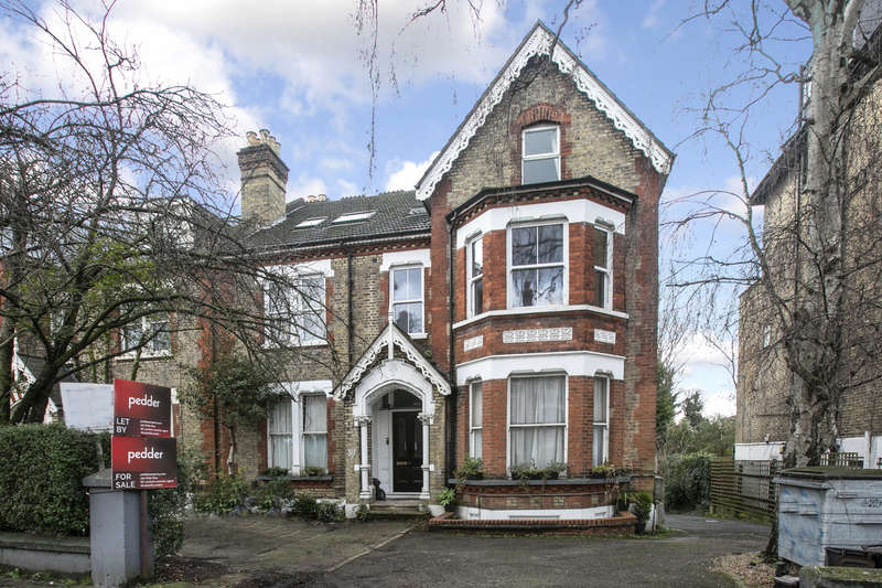 1 Bedroom Apartment Flat for sale in Thurlow Park Road, London