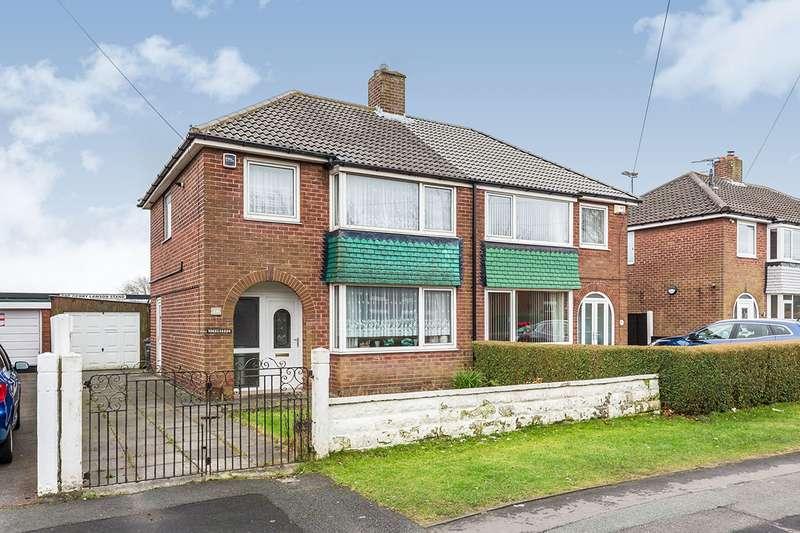 3 Bedrooms Semi Detached House for sale in Brownedge Road, Bamber Bridge, Preston, Lancashire, PR5