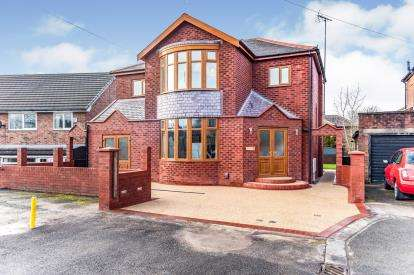 5 Bedrooms Detached House for sale in Southway, Droylsden, Manchester, Greater Manchester