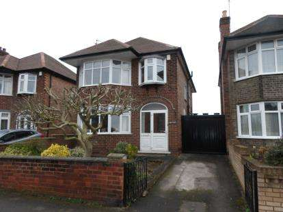 4 Bedrooms Detached House for sale in Oakdale Road, Carlton, Nottingham