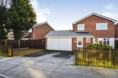 3 Bedrooms Detached House for sale in Farrier Lane, Leicester, Leicestershire
