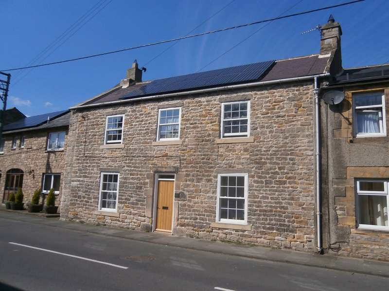 3 Bedrooms Semi Detached House for sale in Shaftoe Street, Haydon Bridge