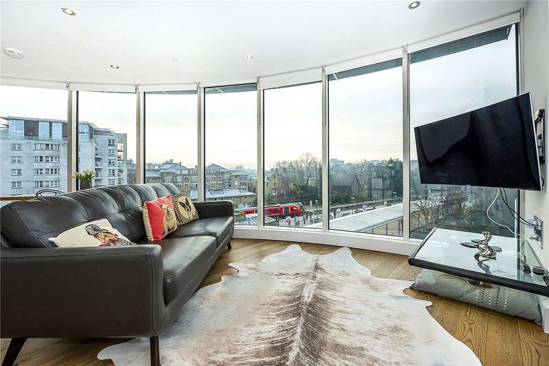 2 Bedrooms Flat for sale in Ireton House, 3 Stamford Square, London, SW15