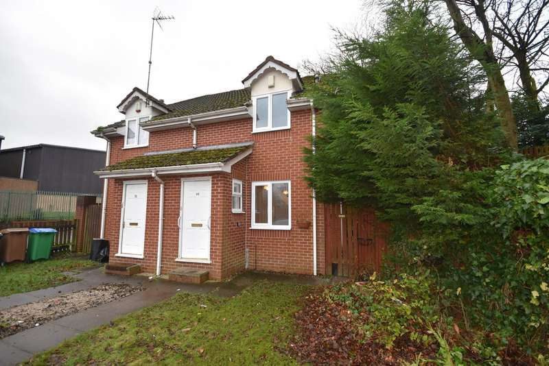 2 Bedrooms Semi Detached House for rent in NO Application Fees - Royle Road, Castleton OL11