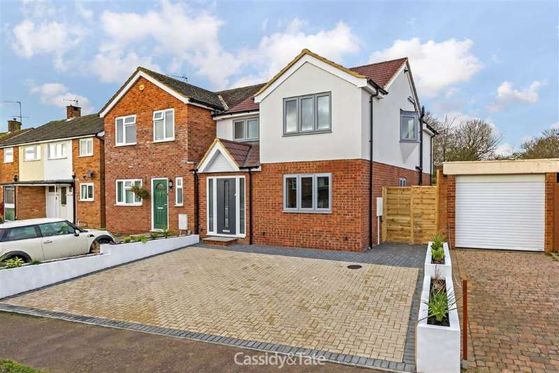 4 Bedrooms Property for sale in Wheatleys, St. Albans, Hertfordshire
