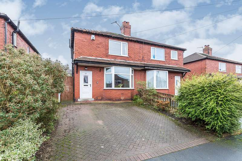 3 Bedrooms Semi Detached House for sale in Weld Avenue, Chorley, Lancashire, PR7