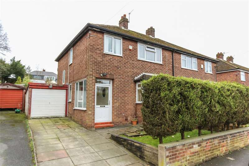 3 Bedrooms Semi Detached House for sale in Kingsleigh Road, Heaton Mersey, Stockport, SK4
