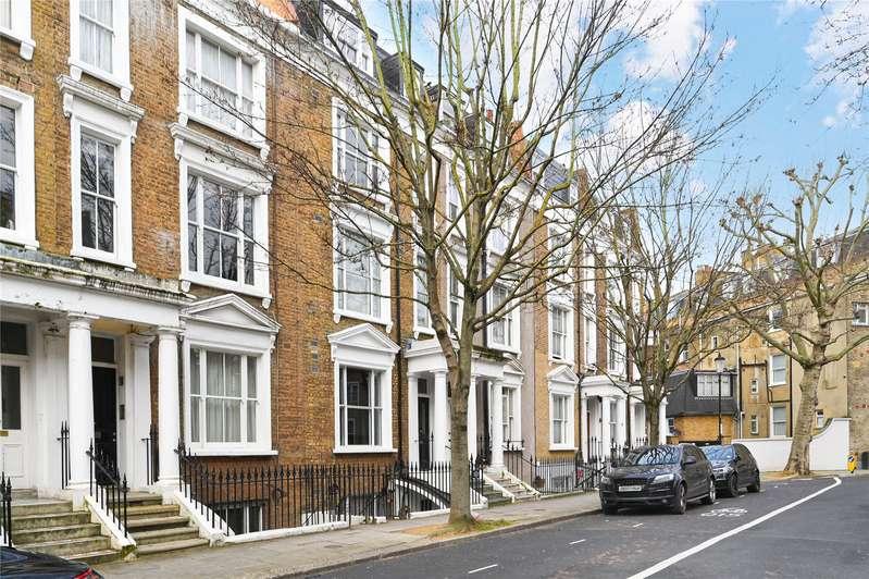 2 Bedrooms Flat for sale in Kempsford Gardens, Earl's Court, London, SW5
