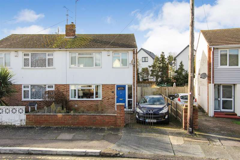 3 Bedrooms Semi Detached House for sale in Millfield Manor, Whitstable