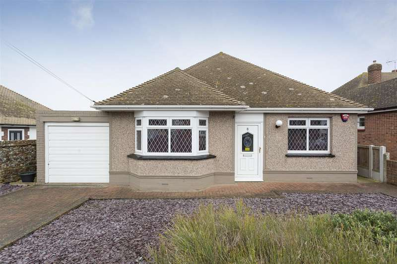 2 Bedrooms Detached Bungalow for sale in Essex Gardens, Birchington