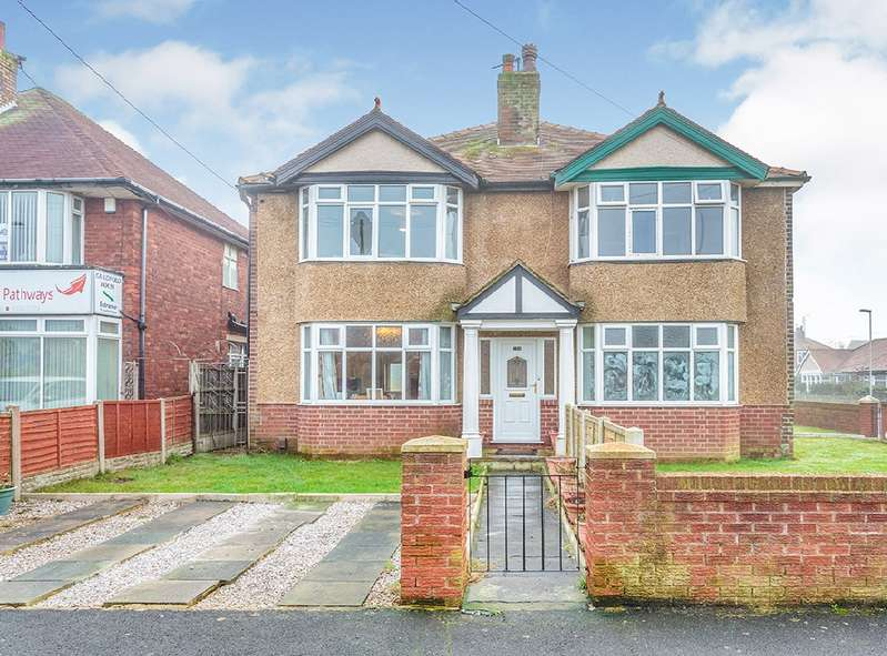 3 Bedrooms Semi Detached House for sale in Guildford Avenue, Blackpool, Lancashire, FY2