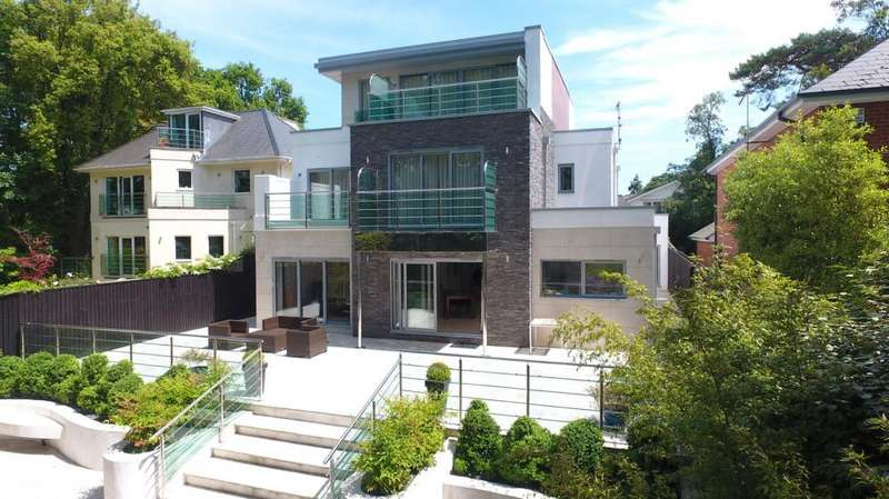 5 Bedrooms Detached House for sale in Westminster Road, Branksome Park, Poole, BH13 6JR