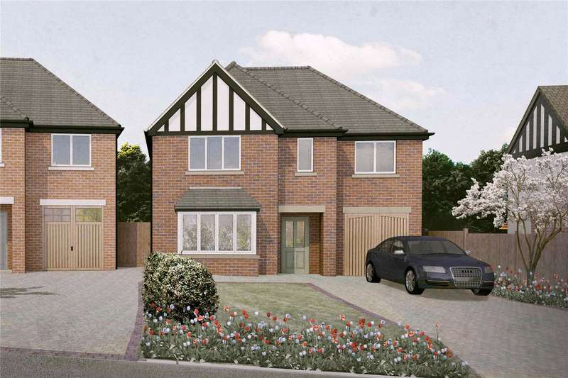 4 Bedrooms Detached House for sale in A2, Dumore Hay Lane, Fradley, Lichfield, WS13
