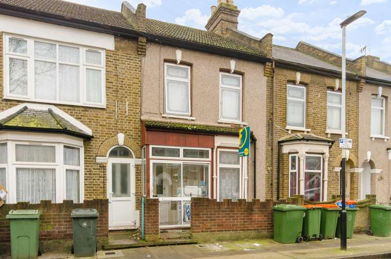 3 Bedrooms House for sale in St Johns Terrace, Forest Gate, E7
