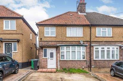 1 Bedroom Maisonette Flat for sale in Leggatts Wood Avenue, Watford, Hertfordshire, .