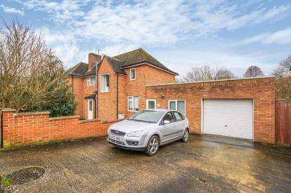 3 Bedrooms Semi Detached House for sale in St. Georges Road, Dursley, Gloucestershire