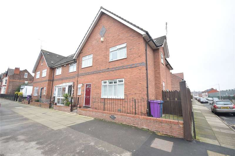 5 Bedrooms End Of Terrace House for sale in Dovedale Road, Mossley Hill, Liverpool, L18