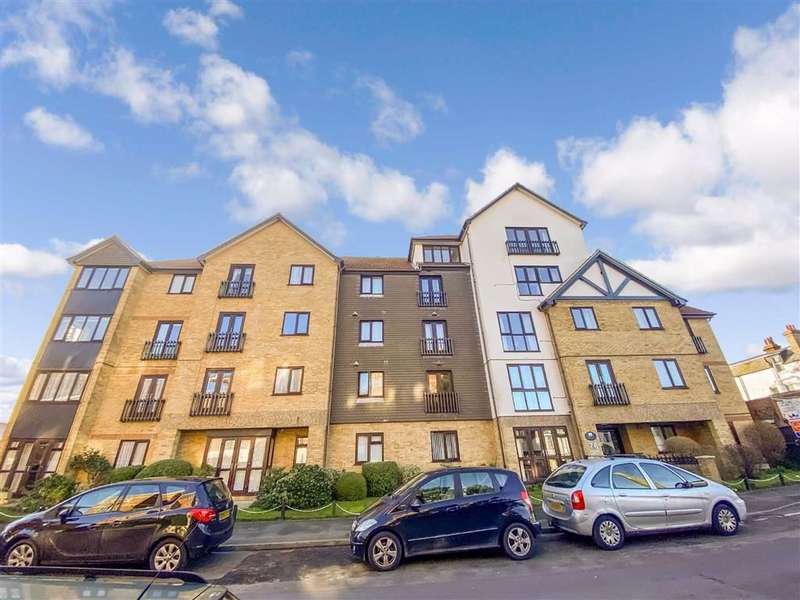 2 Bedrooms Flat for sale in West Cliff Road, Broadstairs, Kent