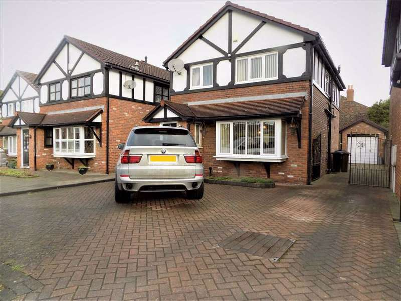 3 Bedrooms Detached House for sale in Beresford Crescent, Stockport