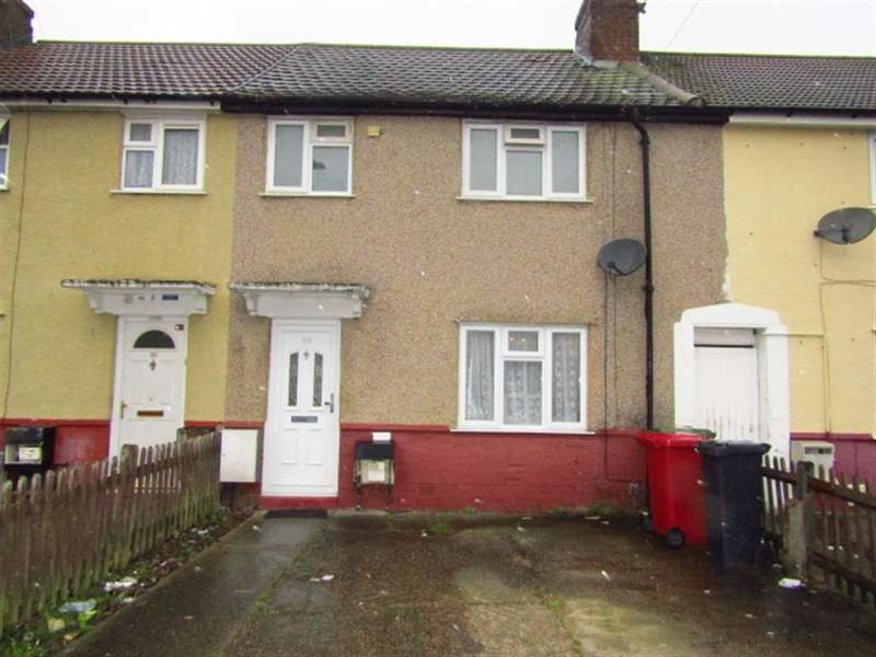 3 Bedrooms Terraced House for sale in Beresford Avenue, Slough, Berkshire, SL2 5LL