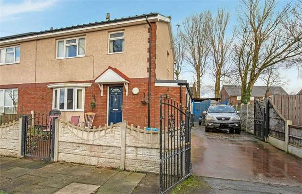 3 Bedrooms Semi Detached House for sale in Lancaster Road, Hindley, Wigan, Lancashire