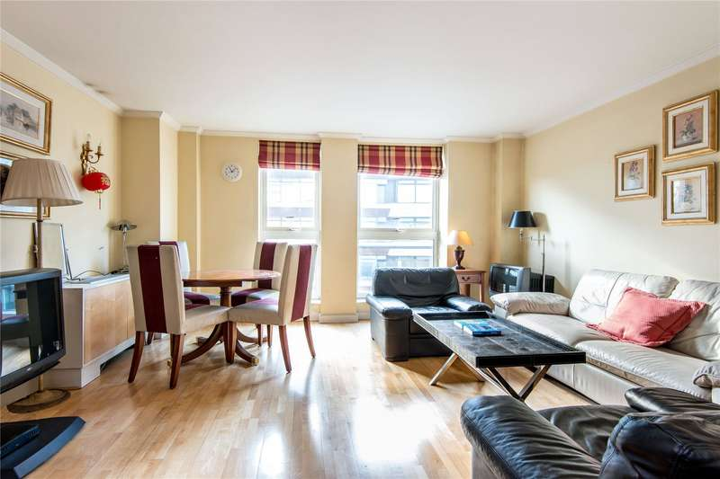 2 Bedrooms Apartment Flat for sale in High Holborn, London, WC1V
