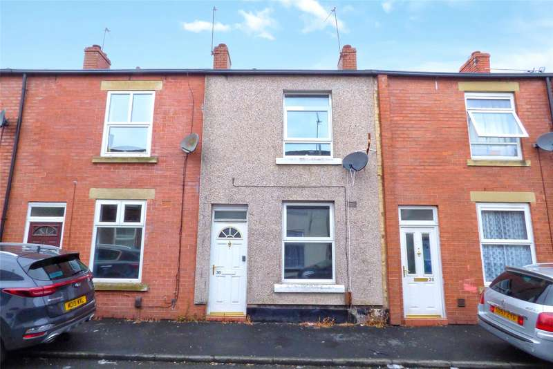 2 Bedrooms Terraced House for sale in Hereford Street, Deeplish, Rochdale, Greater Manchester, OL11