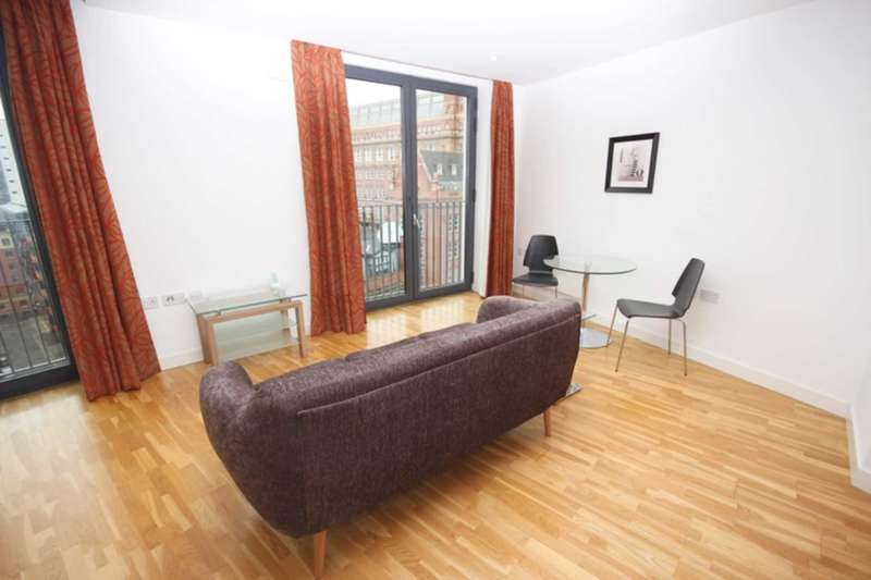 Apartment Flat for sale in Piccadilly Place, Manchester