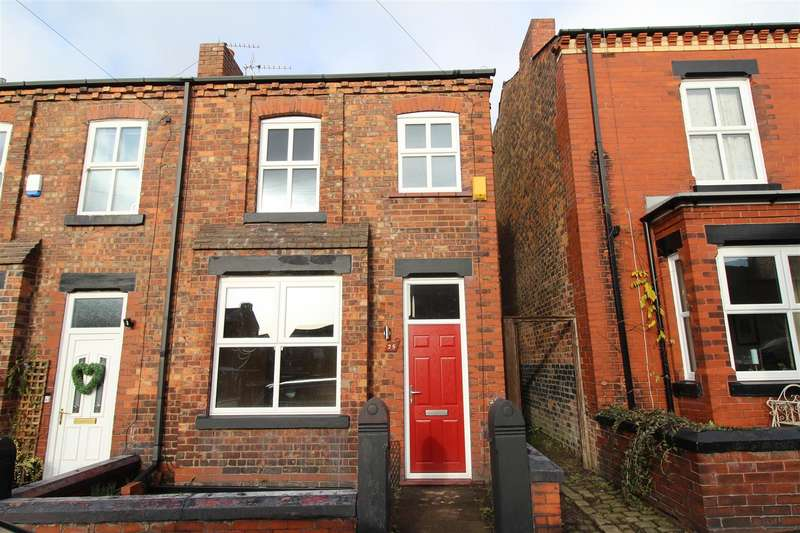 2 Bedrooms Semi Detached House for sale in Shaw Street, Swinley, Wigan