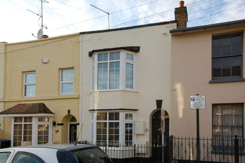 3 Bedrooms Terraced House for sale in Bank Street, Herne Bay