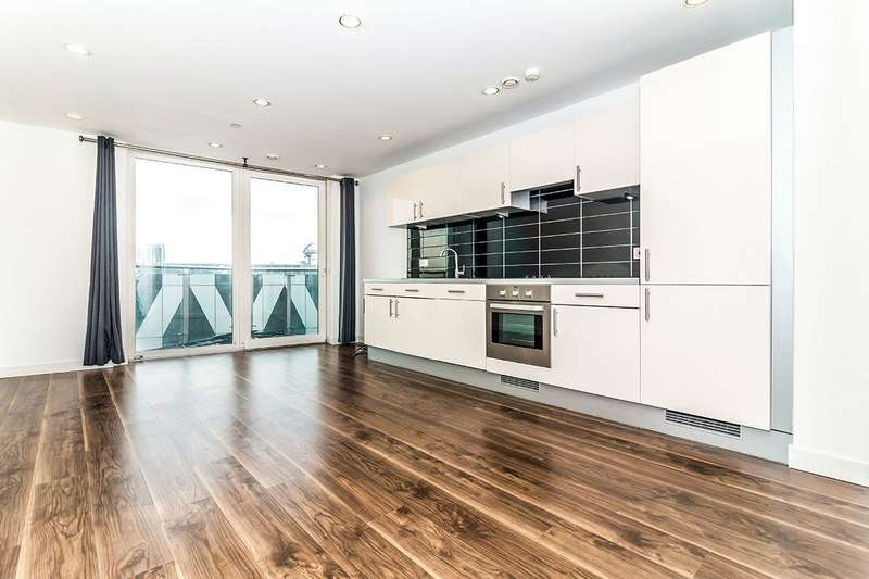2 Bedrooms Apartment Flat for sale in Number One, Pink, Salford, Greater Manchester, M50