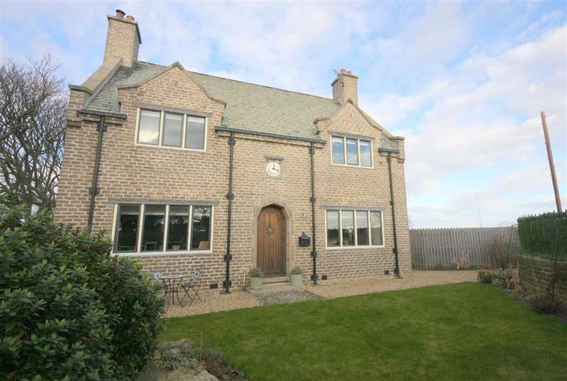 4 Bedrooms Detached House for sale in Cemetery Lodge, Blyth Road, Whitley Bay, Tyne And Wear, NE26