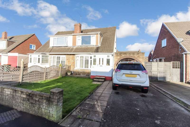 3 Bedrooms Semi Detached House for sale in Mulcaster Avenue, Newport, NP19