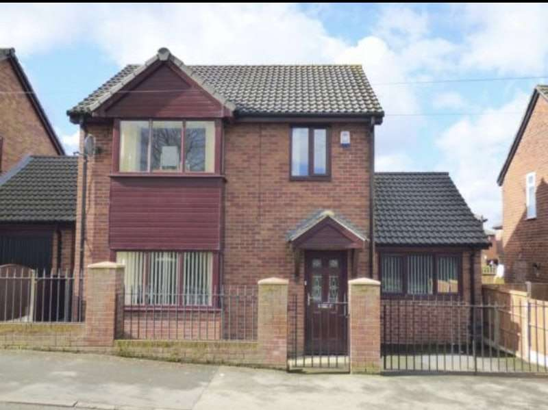 3 Bedrooms Detached House for sale in Greenside Lane, Manchester, Greater Manchester, M43