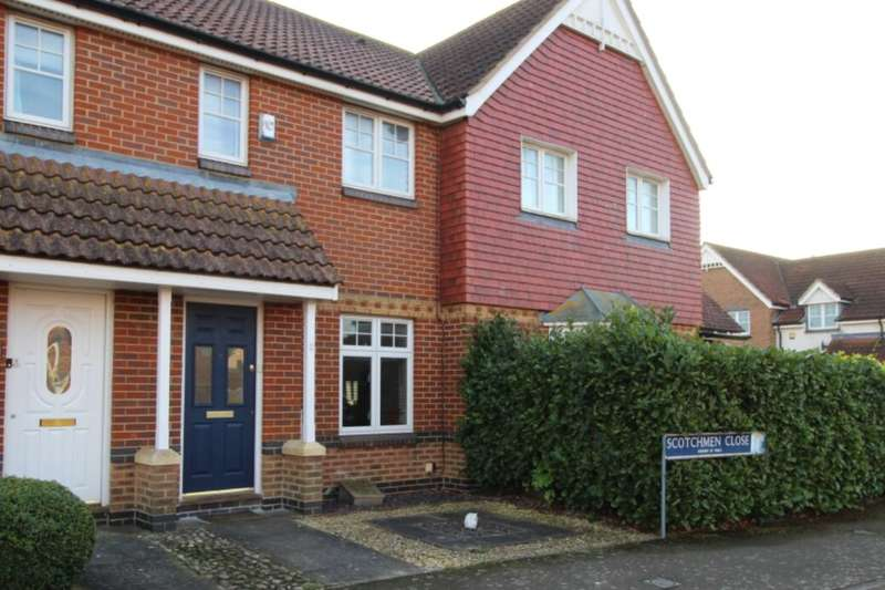 2 Bedrooms Semi Detached House for sale in Scotchmen Close, Minster On Sea, Sheerness, ME12