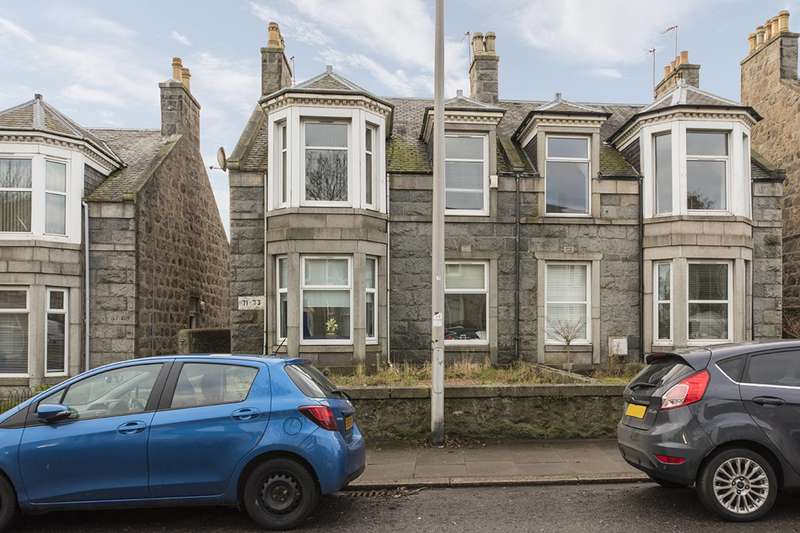3 Bedrooms Ground Flat for sale in Clifton Road, Aberdeen, AB24 4RN