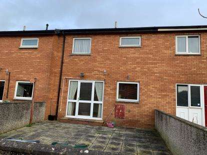 3 Bedrooms Terraced House for sale in Hammerton Hall Close, Lancaster, Lancashire, LA1